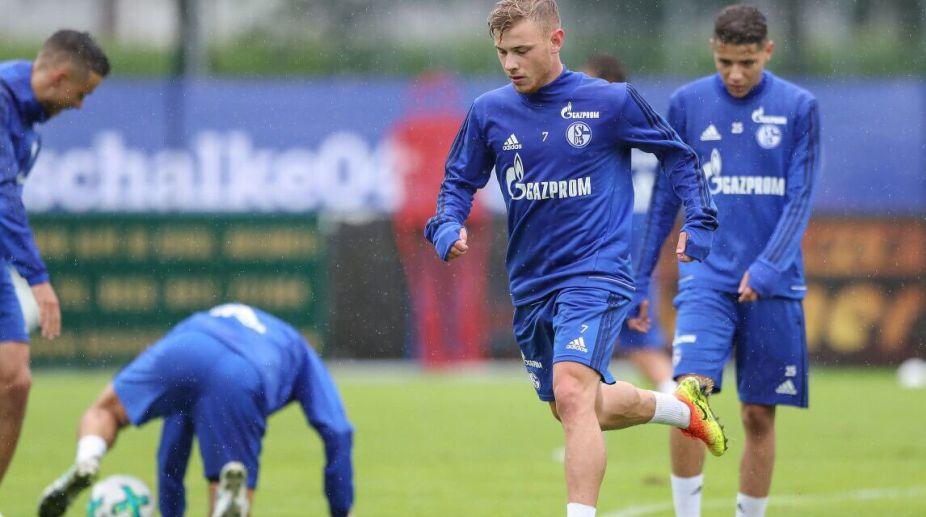 Max Meyer, Schalke 04, Bundesliga, free transfer