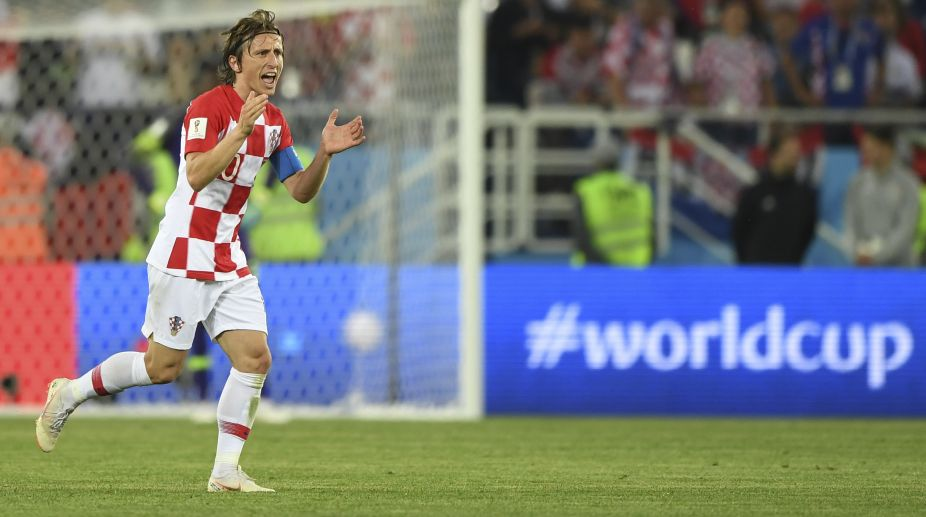 2018 FIFA World Cup, FIFA World Cup 2018, Nigeria Football Team, Croatia National Team, Luka Modric