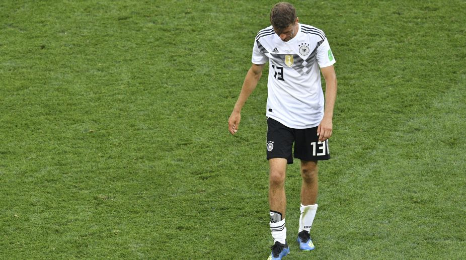 2018 FIFA World Cup, Muller, Germany, flop