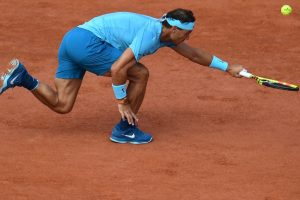 10 time French Open champion Nadal in deep trouble against Schwartzman
