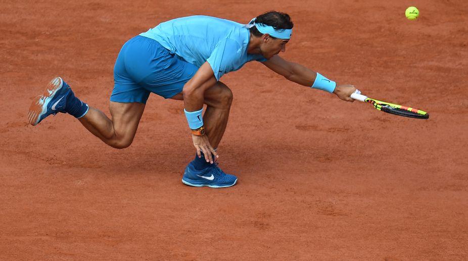 Rafael Nadal, Diego Schwartzman, French Open 2018, Roland Garros