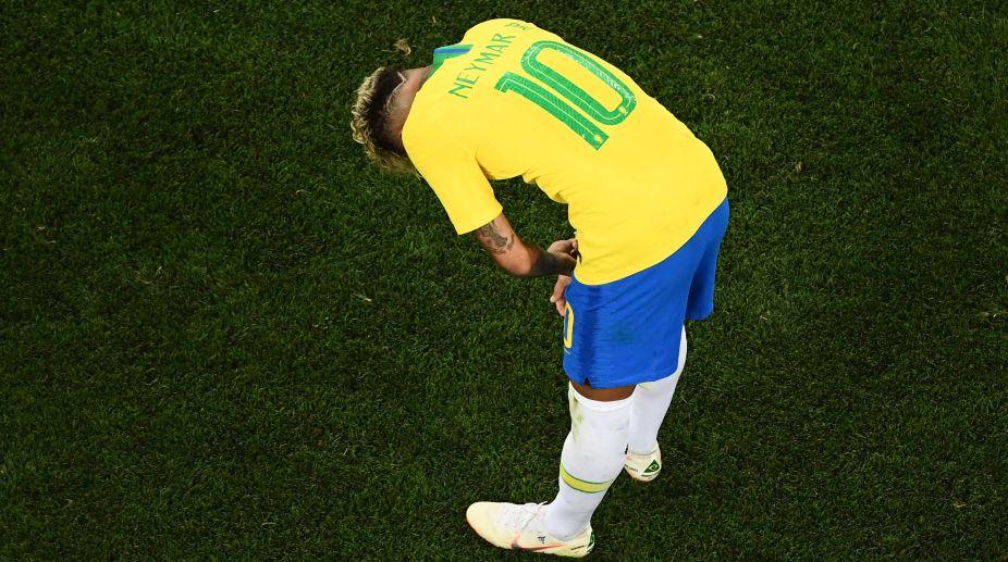 2018 FIFA World Cup, Neymar, Brazil, flop