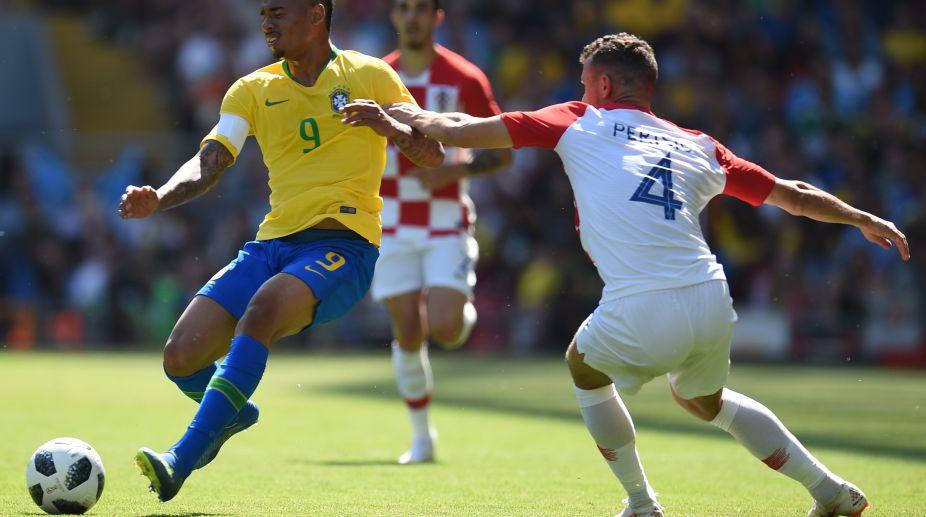 2018 FIFA World Cup, FIFA World Cup 2018, Croatia football, Modric, Rakitic, Perisic