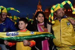 More than half of Brazil's population don't care about the World Cup: poll