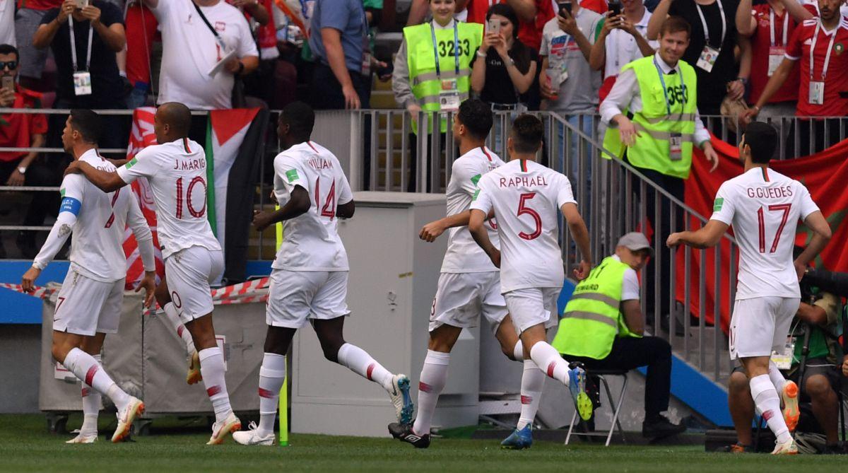 2018 FIFA World Cup, Portugal, Ronaldo