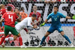 2018 FIFA World Cup | Ronaldo shines as Portugal edge past Morocco