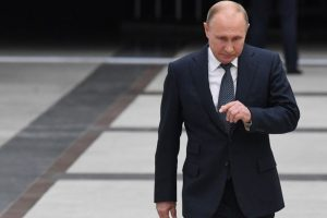 Putin welcomes teams and supporters to Russia for the World Cup