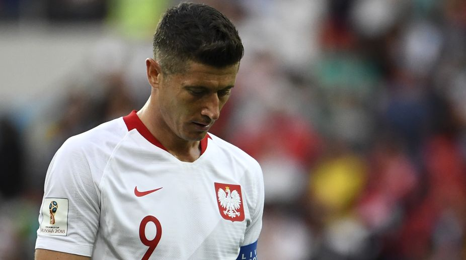 2018 FIFA World Cup, Lewandowski, Poland, flop