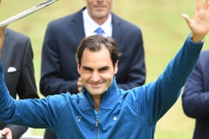 Federer to start Wimbledon campaign against Lajovic