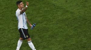 2018 FIFA World Cup, FIFA World Cup 2018, Round three heroes, Marcos Rojo