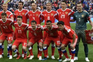 Song mocking Russia World Cup team goes viral