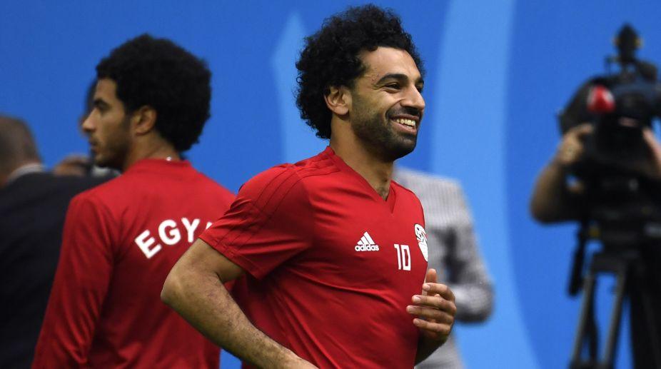 Mohamed Salah, 2018 FIFA World Cup, FIFA World Cup 2018, Egypt National Team