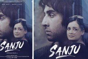 Sanju: Meet Dia Mirza as Maanayata Dutt, Sanjay's pillar of support