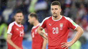 2018 FIFA World Cup, FIFA World Cup 2018, Top flops, Sergej Milinkovic-Savic