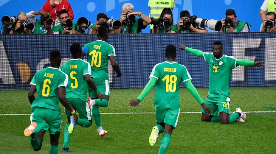 Senegal Football Team, Japan Football Team, 2018 FIFA World Cup, FIFA World Cup 2018