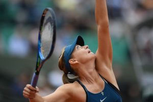 Sharapova throws one back at Serena, says book based on facts
