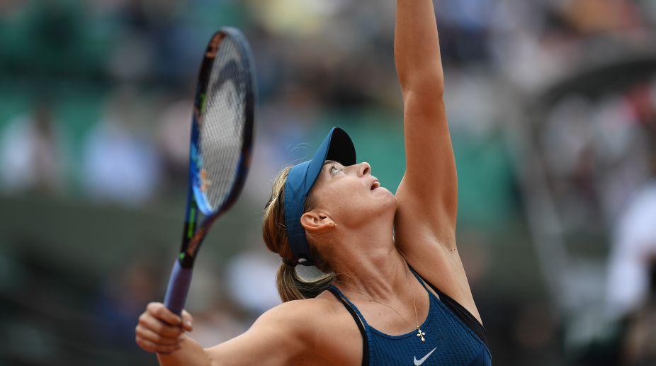 Maria Sharapova, Serena Williams, French Open 2018, Roland Garros