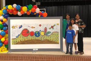 Sia Srivastava among five finalists of 'Doodle 4 Google' contest