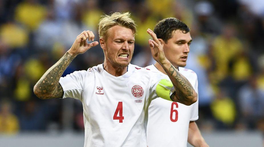 2018 FIFA World Cup, FIFA World Cup 2018, Denmark Football Team, Christian Eriksen, Andreas Christensen, Yussuf Poulsen, Simon Kjaer