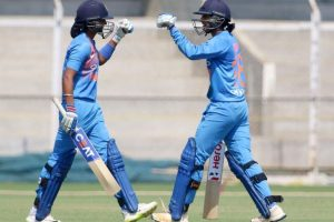 Women's Asia Cup| INDW vs PAKW: Indian women crush Pakistan by 7 wickets
