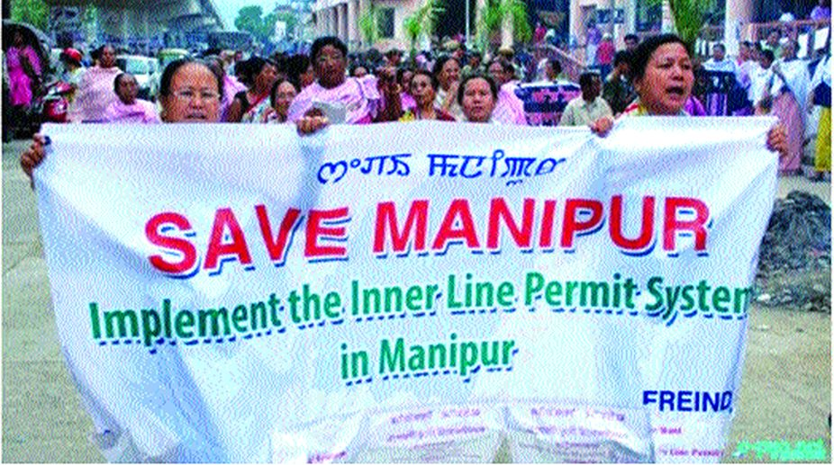 Manipur, Manipur govt, Manipur CM, N Biren Singh, Northeast, Ram Nath Kovind, Narendra Modi