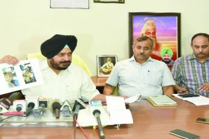 Punjab Forest Dept to arm its employees for security of forests