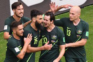 2018 FIFA World Cup | Australia v Peru – Match lineups