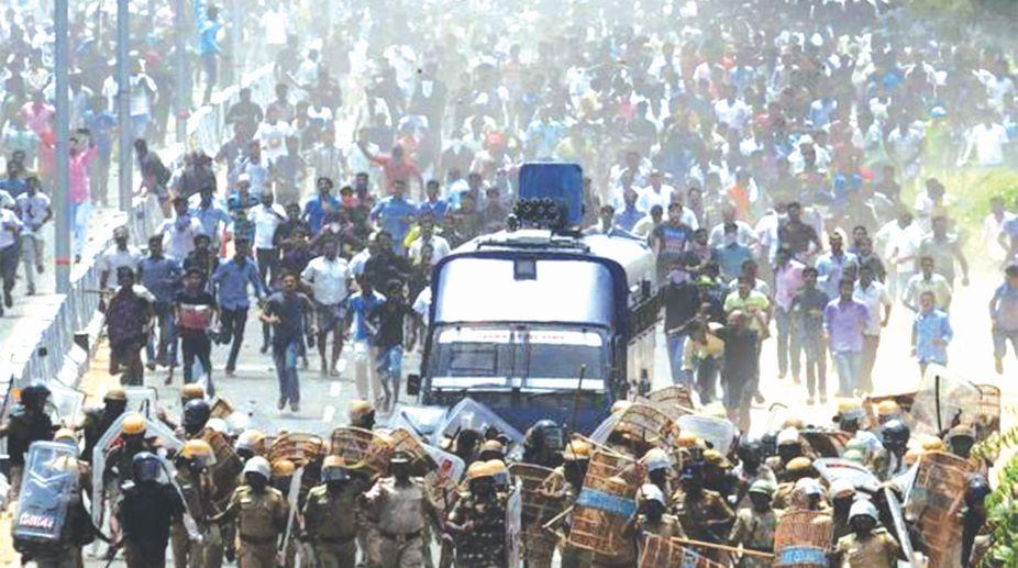 Thoothukudi, Tamil Nadu, World Environment Day, human rights violations