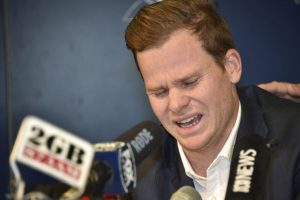 Steve Smith 'whined for four days' after ball tampering row