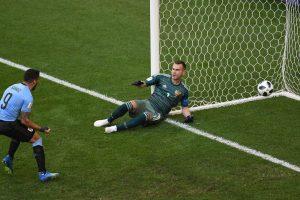 2018 FIFA World Cup |Edinson Cavani special downs  Cristiano Ronaldo's Portugal