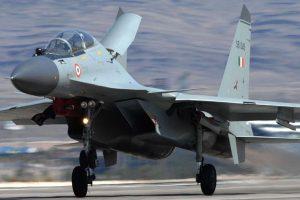 Maharashtra: IAF Sukhoi jet crashes in Nashik; pilots safe