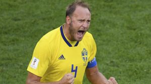 Andreas Granqvist , 2018 FIFA World Cup, FIFA World Cup 2018, Round three heroes,