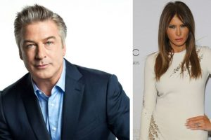 Post jacket row, Alec Baldwin invites Melania Trump to SNL