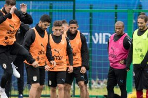 2018 FIFA World Cup | Luis Suarez and Edinson Cavani, Focal points of a strong Uruguay squad