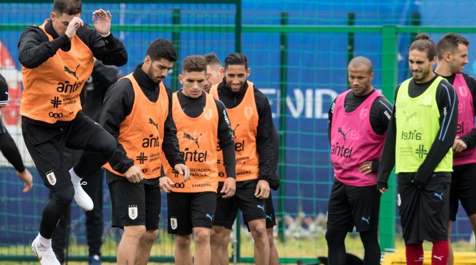 Uruguay, Russia, Luis Suarez, 2018 FIFA World cup, FIFA World Cup 2018