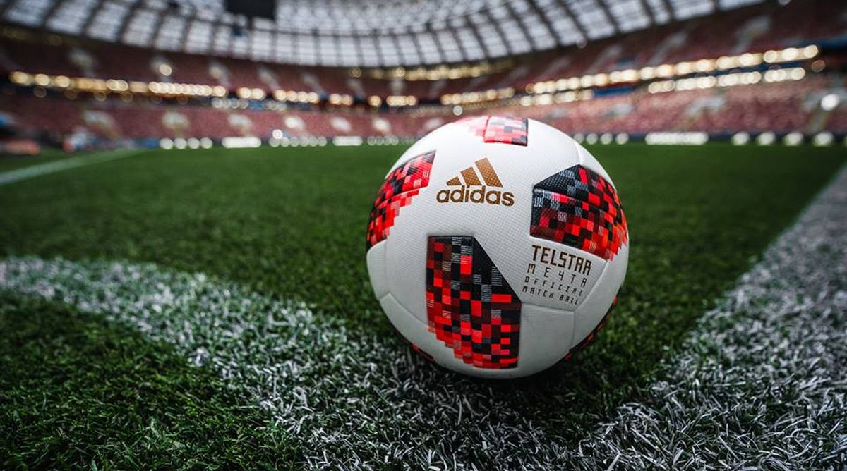 new ball, football, 2018 FIFA World Cup