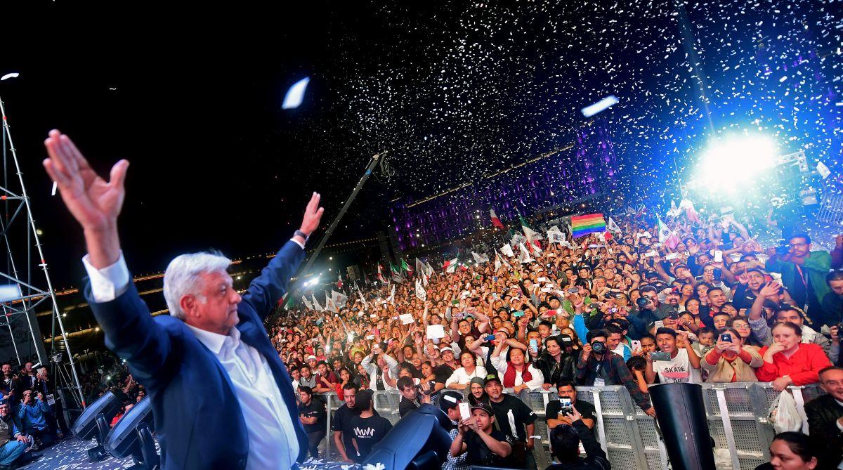 Mexico, Latin American, Left-wing, Andrés Manuel López Obrador, Donald Trump