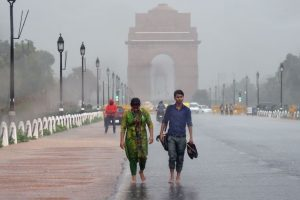 Thundershowers likely in Delhi today, says IMD