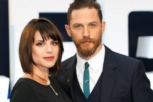 Tom Hardy's wife expecting their second child