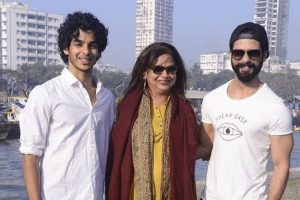 Shahid Kapoor pushed Ishaan for Bollywood debut with 'Dhadak'