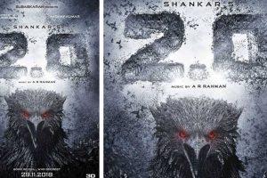 Rajinikanth's 2.0 set to release on November 29