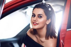 I use cinema as medium to express my opinion, says Taapsee Pannu