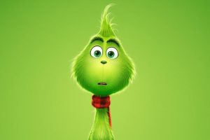 Benedict Cumberbatch reveals why he did The Grinch
