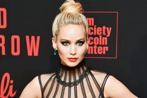 Jennifer Lawrence won't go method