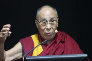 Dalai Lama condoles loss of lives in Indonesia tsunami