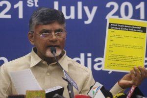 Am I corrupt? PM shouldn't talk 'petty things': 'pained' Chandrababu Naidu