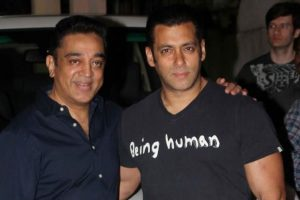 Kamal Haasan, Salman Khan to share screen space for first time