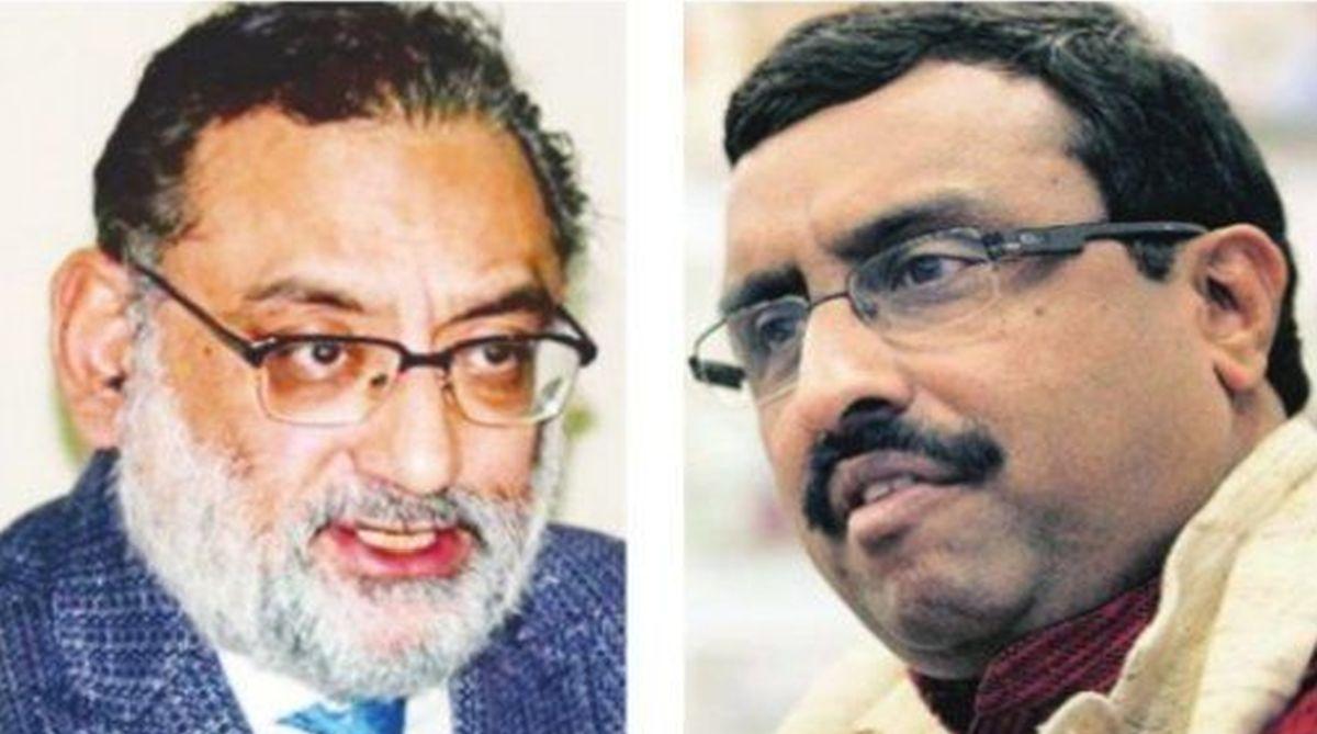 Haseeb Drabu, Ram Madhav, Mehbooba Mufti, PDP, N N Vohra, governor's rule