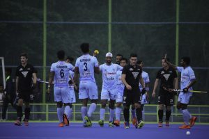 Indian Men's Hockey Team beat New Zealand 4-2