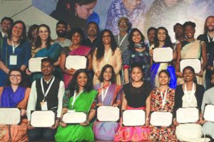 American India Foundation Fellows felicitated